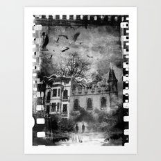 masters of high castle Art Print