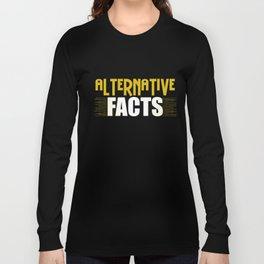 President Trump Long Sleeve T-shirt