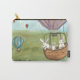 Balloon Day Carry-All Pouch