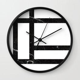 Le Corbusier Tribute Wall Clock