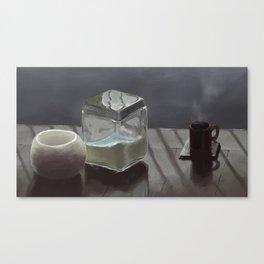 Coffee Nature Canvas Print