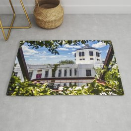 Jail Cell Views Rug