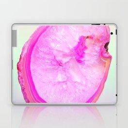 Pink Geode Laptop & iPad Skin
