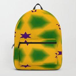 Mardi Gras Stars 3599 Backpack