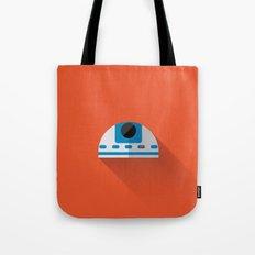 R2D2 Minimalist Poster Tote Bag