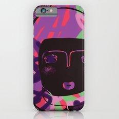 Protect_BLACK Slim Case iPhone 6s