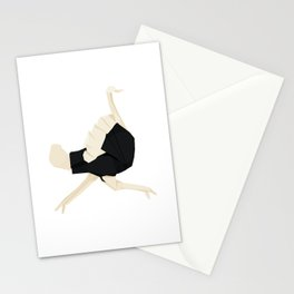 Origami Ostrich Stationery Cards