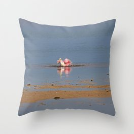 Recharge Yourself Throw Pillow