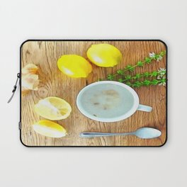 Squeezed Laptop Sleeve