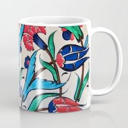 Turkish Tile Pattern Coffee Mug