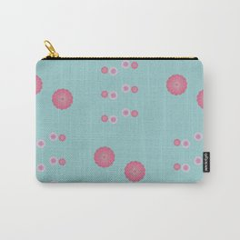 Japanese - Origami Paper chrysanthemum Carry-All Pouch