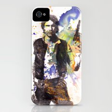 Han Solo From Star Wars  Slim Case iPhone (4, 4s)