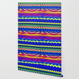 Neon Wave Wallpaper