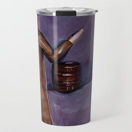 Stop packing, there's no time! Travel Mug