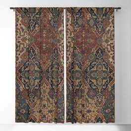 18th Century Iranian Textile Blackout Curtain
