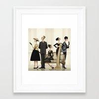 christian schloe Framed Art Prints featuring Christian by Matias G. Martinez