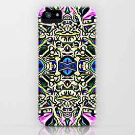 The Great Integrator iPhone Case