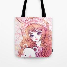bunbunjii *GirlsCollection* Tote Bag