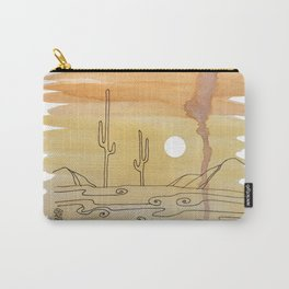 Painted Desert 6 Carry-All Pouch