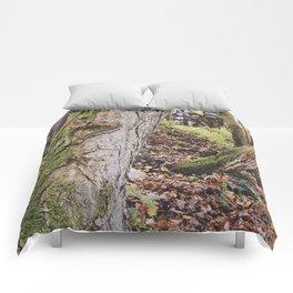 """""""Tree traces"""" Comforters"""