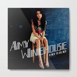 Amy Metal Print