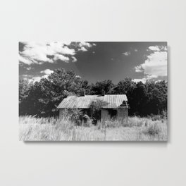 House of Secrets Metal Print