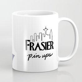 Marty Crane Pin-up Coffee Mug