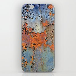 Rusted and Peeling 3 iPhone Skin