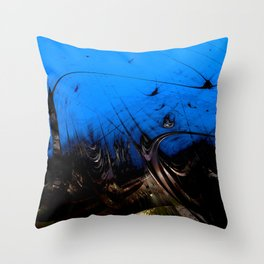 Ultimate storm Throw Pillow