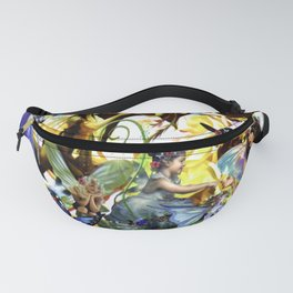 Life Of The Mystic Fairy Fanny Pack