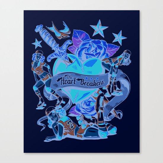 Heart Breakers Canvas Print