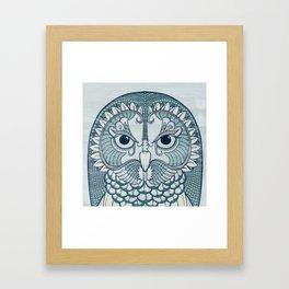 Owlustrations 1 Framed Art Print