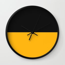 Pittsburgh Wall Clock