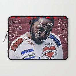 Kendrick Lamar - DAMN. Alternate Album Artwork Cover Laptop Sleeve