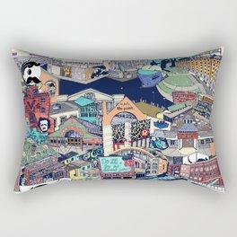 BMORE Print  Rectangular Pillow