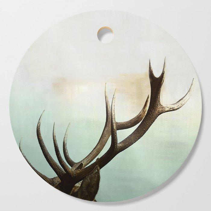 Antlers Cutting Board