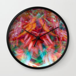 Growth and movement, or especially when you're not looking, 4. Wall Clock