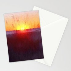 Florida Beach Scene #1 Stationery Cards