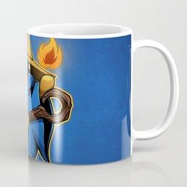 Little Black Mage Coffee Mug