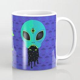 Alien Flu Coffee Mug