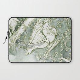 Chaudeleau the Green Marsh Dragon Laptop Sleeve