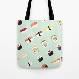 Food Series - Sushi Tote Bag