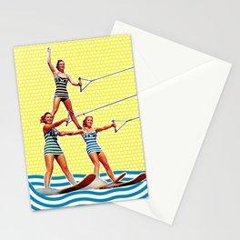 Power Pyramid Stationery Cards