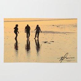 Beach Dance Rug