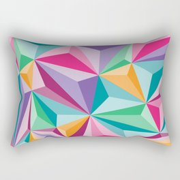 Prizms Rectangular Pillow
