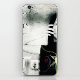 """""""strange color of your body's tears"""" iPhone Skin"""