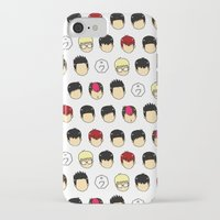 kpop iPhone & iPod Cases featuring noface by chegyul