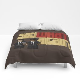 Pulp Bricktion Comforters