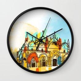 San Marco - Saint Mark's Venice Wall Clock