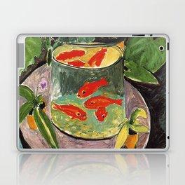 Henri Matisse Goldfish 1911, Goldfishes Artwork, Men, Women, Youth Laptop & iPad Skin